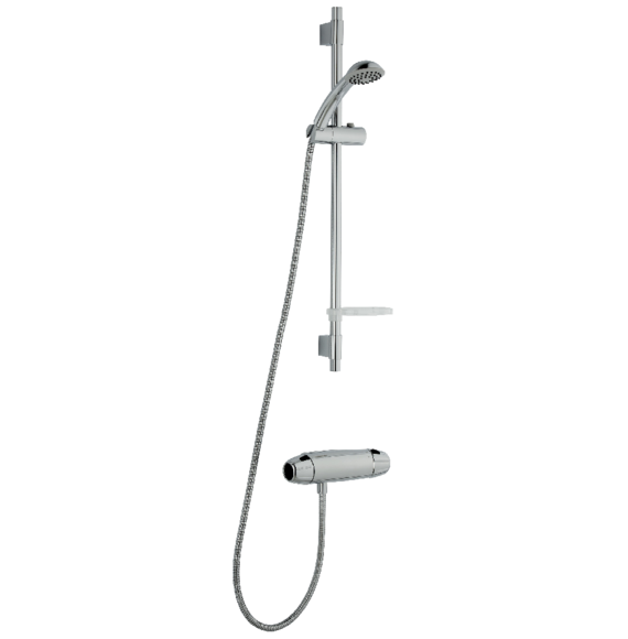 FMM 9000E duschpaket 40 c/c  inlopp ned