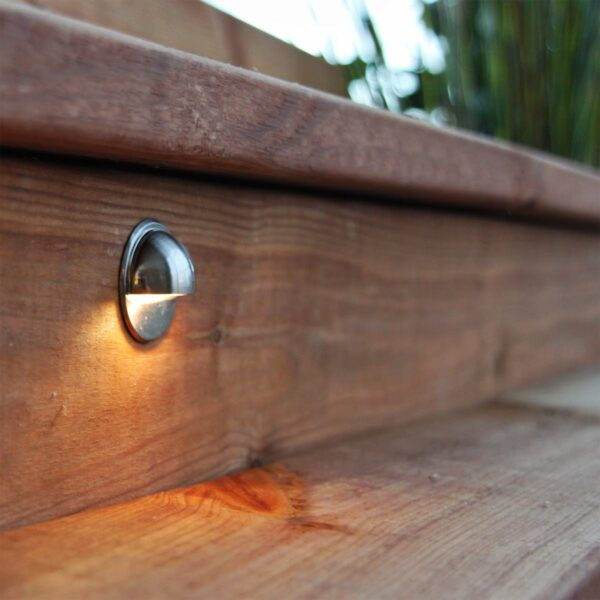 LED Utomhusbelysning Aries Garden Plug & Play (12 V)