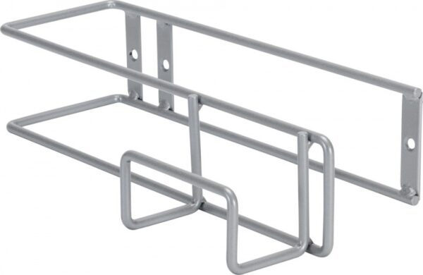 Strykbräde / Slanghållare Silver
