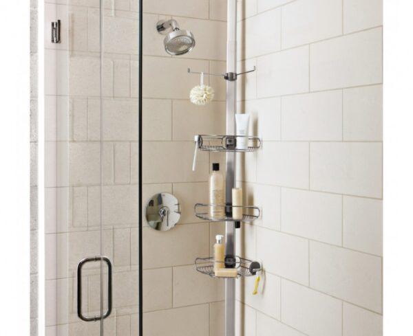 Duschhylla Simplehuman Tension Shower Caddy