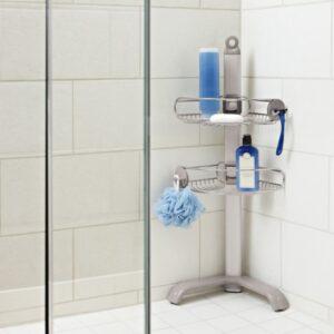 Duschhylla Simplehuman Corner Shower Caddy