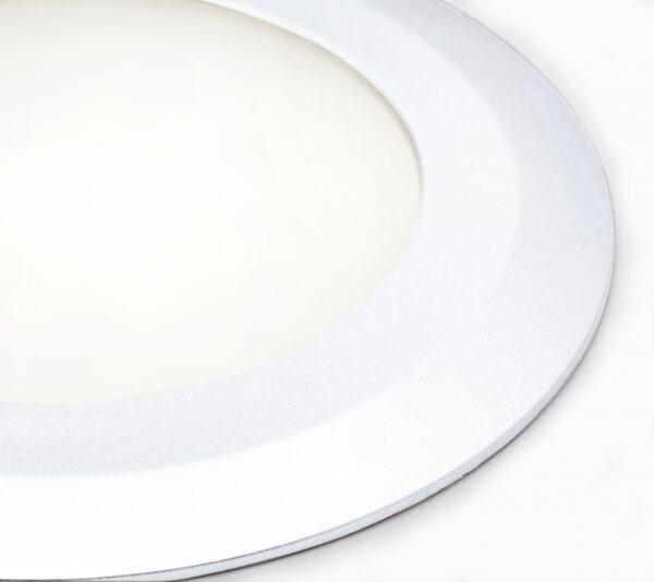 LED-spot Beslag Design (12 V)  Smally Standard  Vit