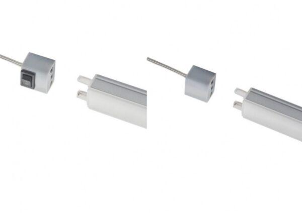 Anslutning till LED Armatur LD8030 (24 V)