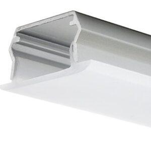 Bländskydd till Icy Profil för LED-strips  2000 mm