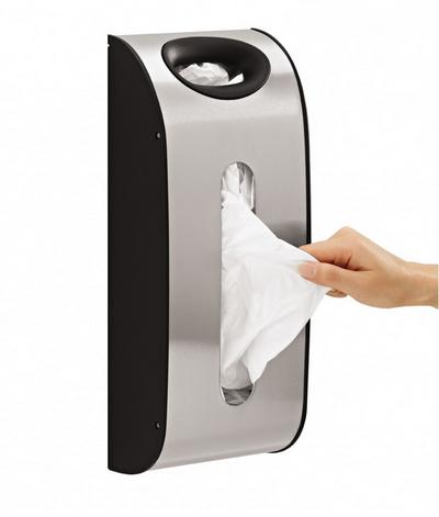 Förvaring för Plastpåsar Simplehuman  Vägghängd