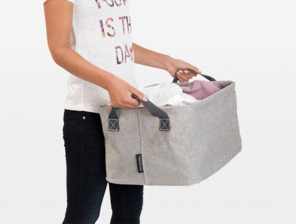 Tvättkorg Vikbar Brabantia 35 liter