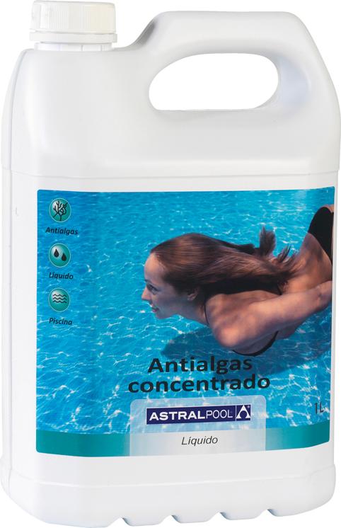 Algmedel till Spabad eller Pool  1 liter