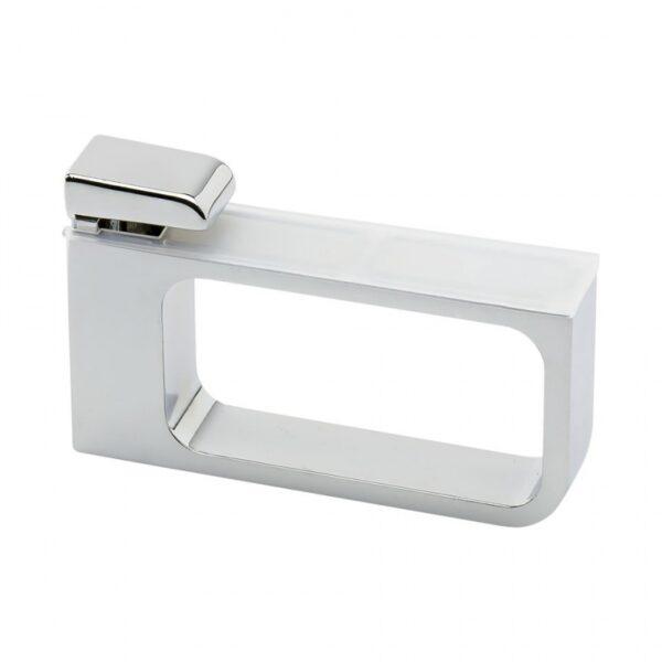 Hyllbärare Beslag Design 532 2-Pack  Krom