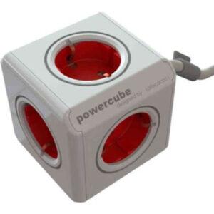 Grenuttag PowerCube Extended 5-vägs med kabel.