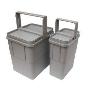 Avfallshink i plast