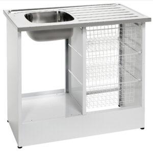 Tvättbänk Nimo NB 1000 MB Vändbar
