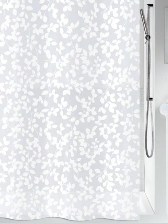 Duschdraperi Blatt 180x200 cm