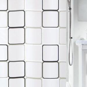 Duschdraperi Frame 180x200 cm