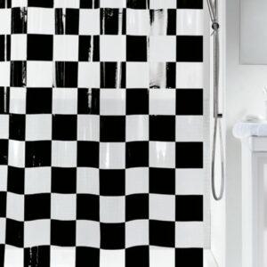 Duschdraperi Matto 180x200 cm