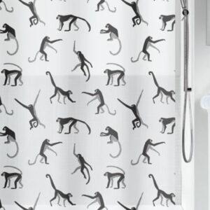 Duschdraperi Monkey 180x200 cm