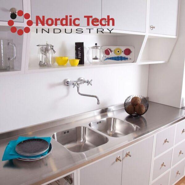 Nordic Tech Måttanpassade Diskbänkar