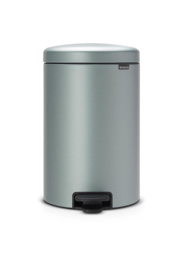Pedalhink Brabantia NewIcon 20 liter Mattborstat stål Fri från fingeravtryck