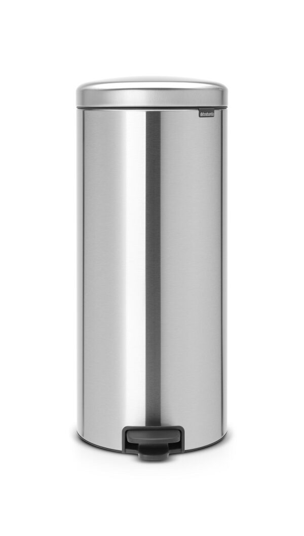 Pedalhink Brabantia NewIcon  30 liter Mattborstat stål