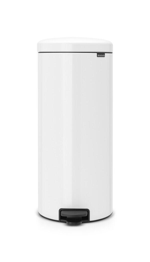 Pedalhink Brabantia NewIcon  30 liter Vit