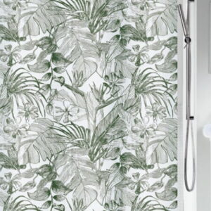 Duschdraperi Tropic 180x200 cm