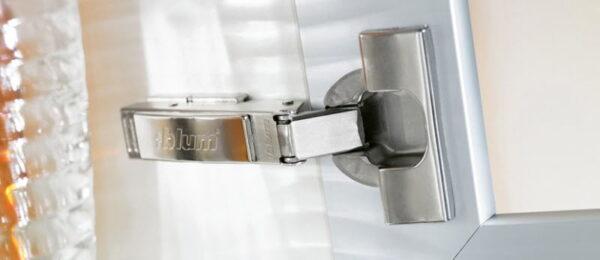 Gångjärn - BLUM Clip top 107 heltäckande  2-pack (xTx)
