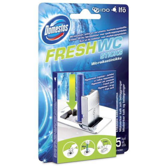 Fresh WC Sticks Tabletter Domestos