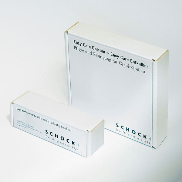 Intra Easy care  rengöringskit för ljusa granitbänkar