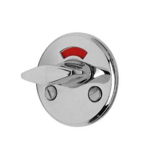 Toalettvred Beslag Design Mumin  Krom