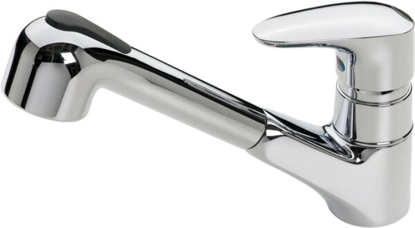 Oras köksblandare Vega med utdragbar handdusch