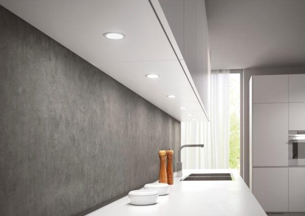 LED-spot Beslag Design Atom