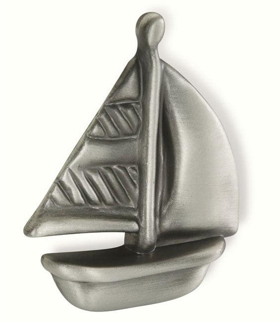 Barnknopp Segelbåt