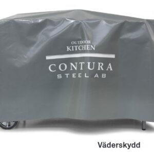 Väderskydd till Contura Utekök och Grillbänk