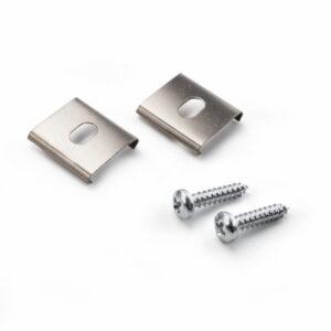 Monteringsclips till Twig Profil för LED-strips  2-pack