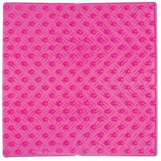 Halkmatta Pleasure 54x54 cm  Transparent Rosa