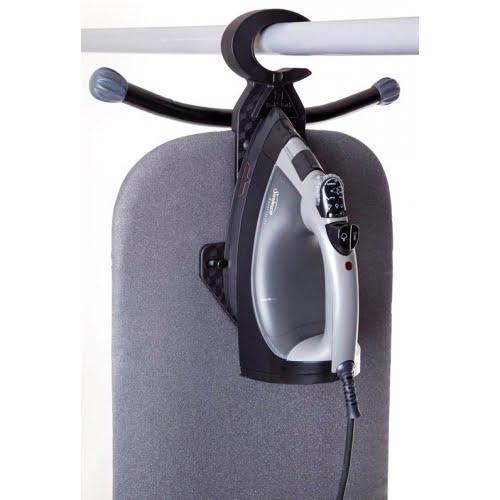Strykjärnshållare för strykbräda