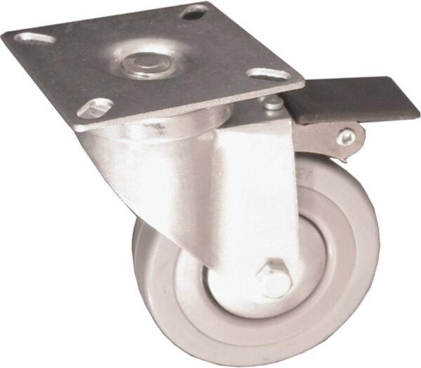 Möbelhjul Svängbart 75 mm