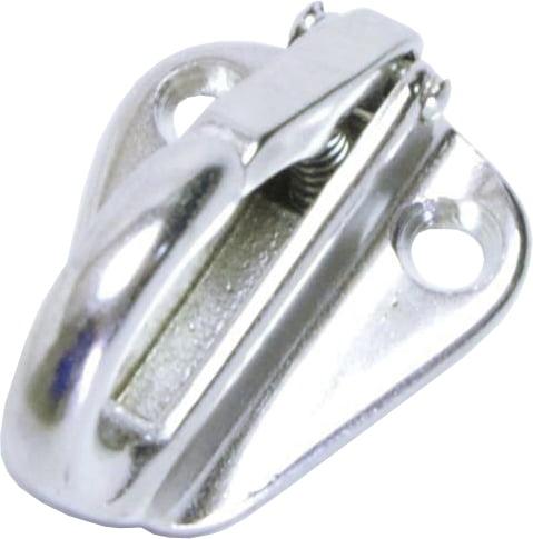 Fenderkrok med karbinhake