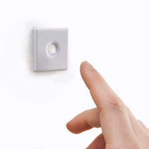 LED Dimmer/Brytare Beslag Design Touch Me (12 V / 24 V)