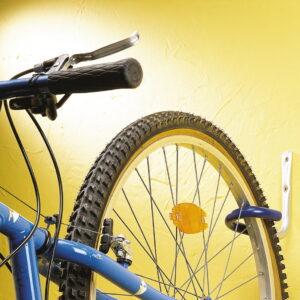 Krok för Cykelupphängning