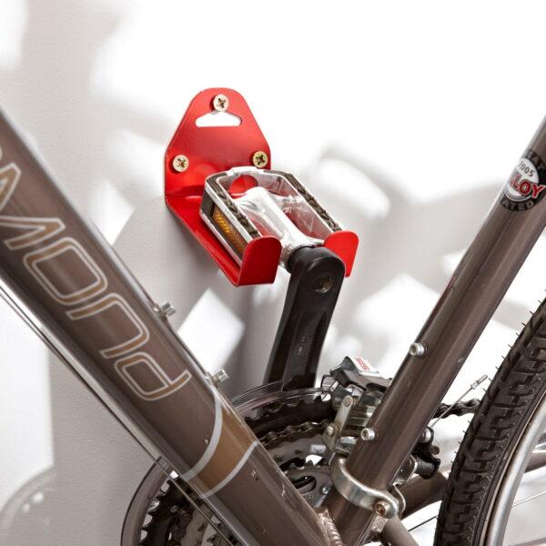 Cykelställ Pedalmodell