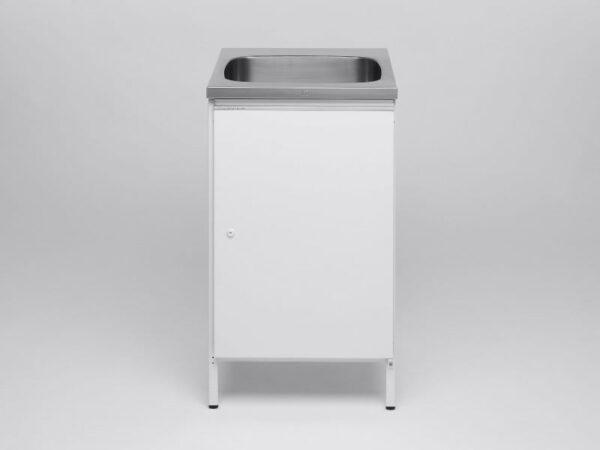 Tvättbänk IFÖ Contura Steel CAB 5