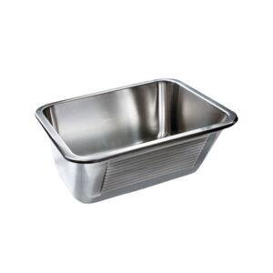 Tvättlåda Rostfri IFÖ Contura Steel CT 50