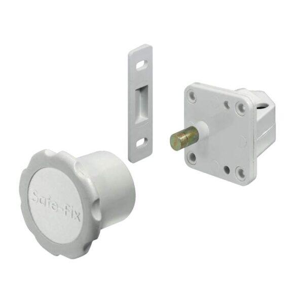 Magnetlås och Öppnare Safe Fix