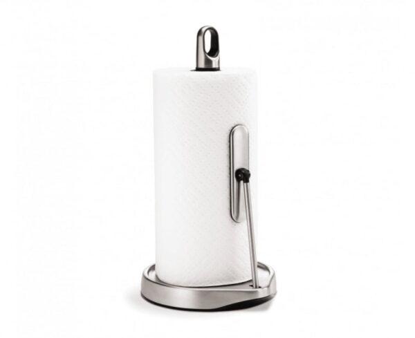 Stående Pappershållare för Hushållspapper med Spännarm Simplehuman KT1161 (xTx)