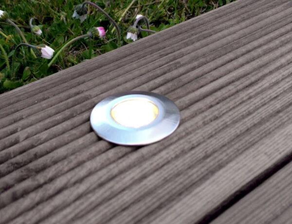 Däckbelysning Spectrum Garden Plug och Play (12 V)