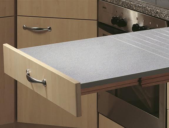 Utdragsbord Hailo Pull-Out Table Rapid för 60-skåp
