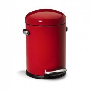 Pedalhink Simplehuman Mini Retro 4.5 liter