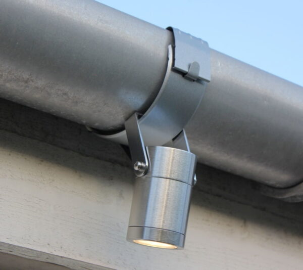 Hållare till 125 mm Hängränna Connecta 2-Pack