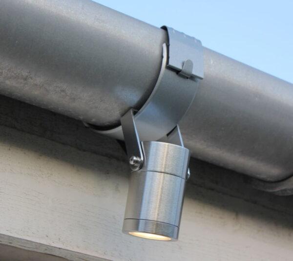 Hållare till 150 mm Hängränna Connecta 2-Pack