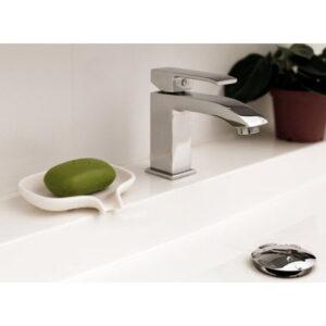 Mjukt Tvålfat Med Avrinningspip Soap Saver Silikon